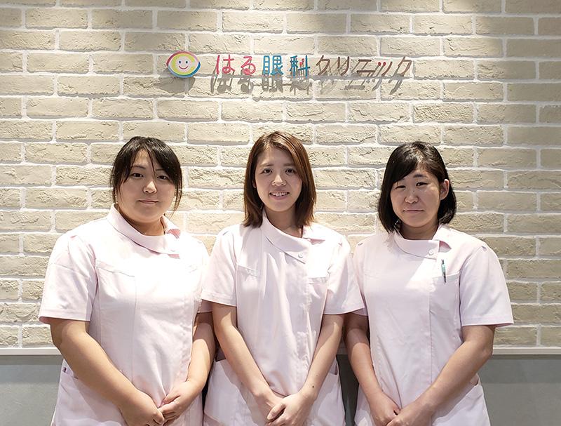 スタッフ紹介:検査・事務