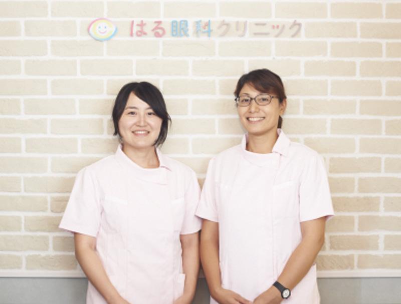 スタッフ紹介:視能訓練士